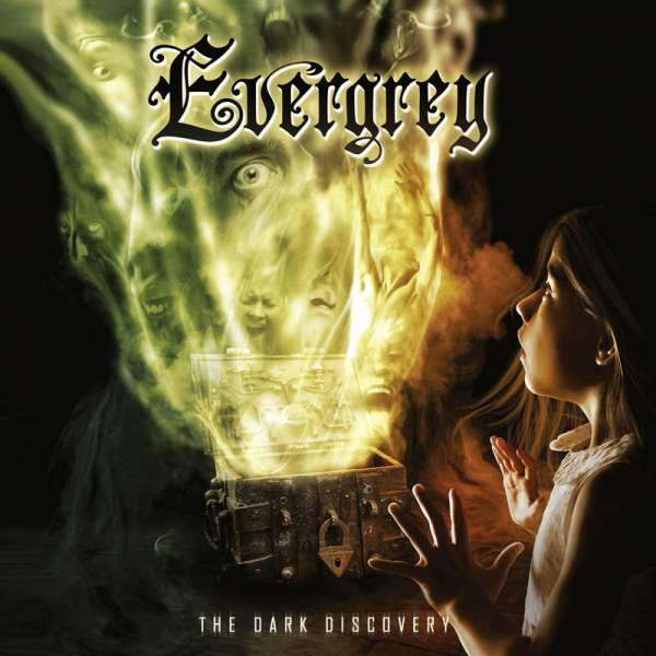 EVERGREY - The Dark Discovery - CD Digipak
