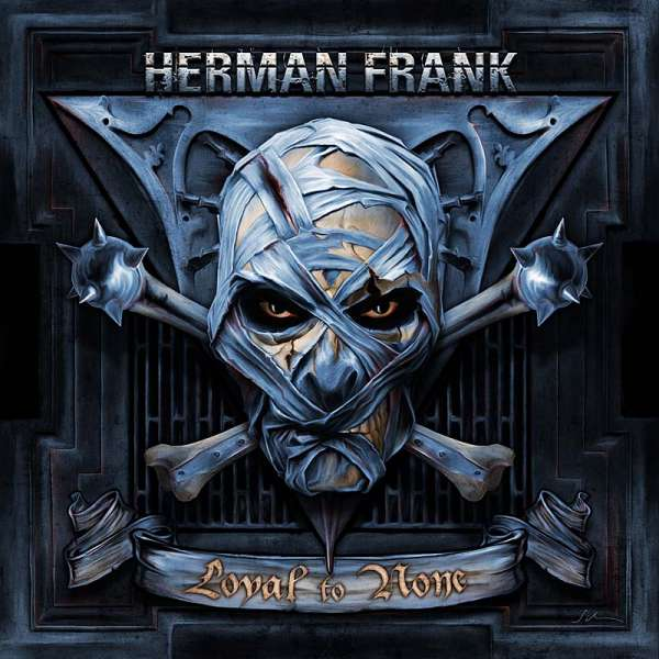 Herman Frank - Loyal To None (Re-Release) - CD Jewelcase
