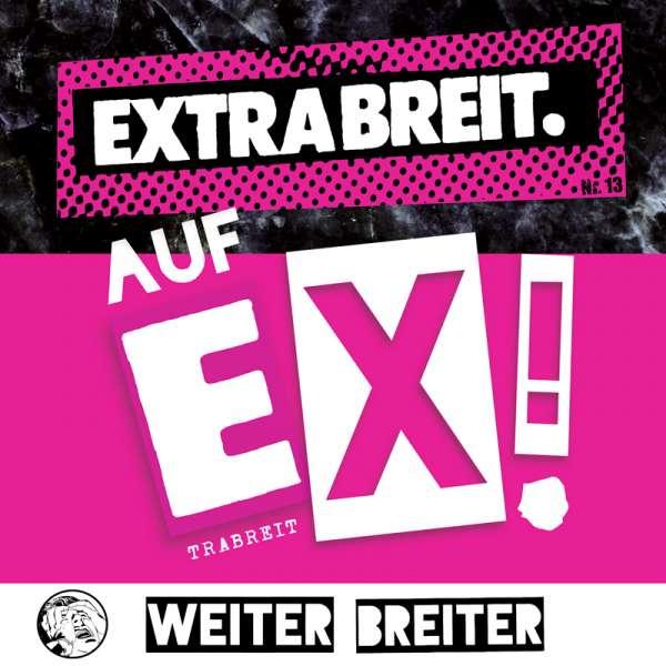 EXTRABREIT - Auf EX! - Digipak CD