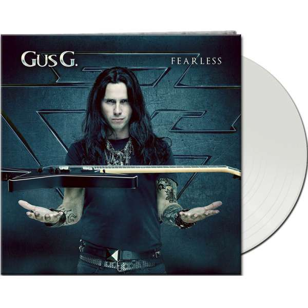 GUS G. - Fearless - Ltd. Gtf. Clear Vinyl