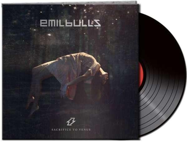 Emil Bulls - Sacrifice To Venus (Ltd.Gatefold/Black Vinyl)