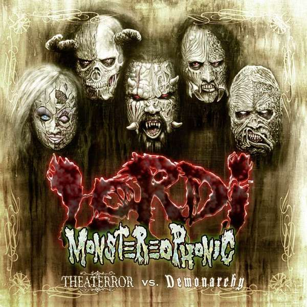Lordi - Monstereophonic (Theaterror vs. Demonarchy) - CD Digipak