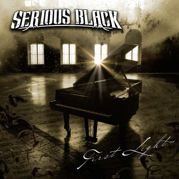 SERIOUS BLACK - First Light (Acoustic) - CD Jewelcase