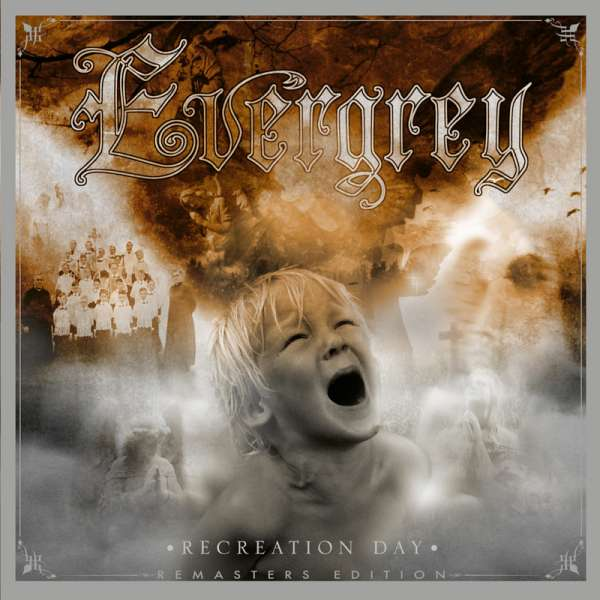 EVERGREY - Recreation Day (Remasters Edition) - Digipak CD