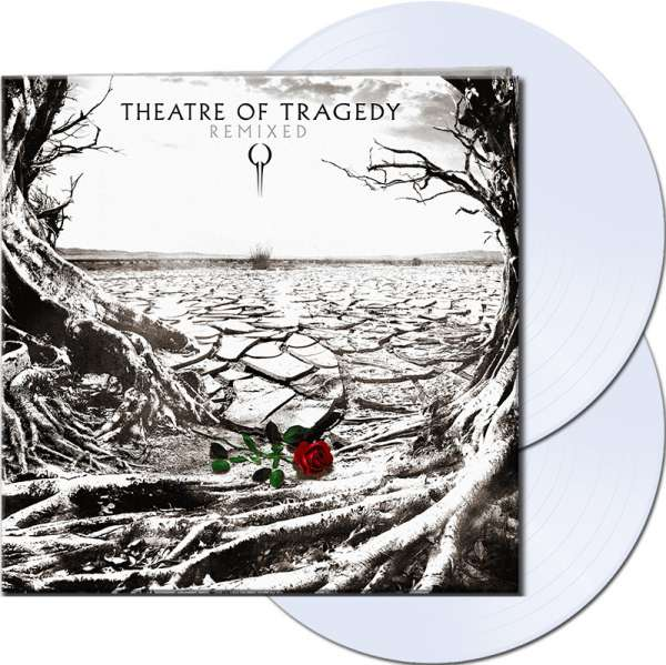 THEATRE OF TRAGEDY - Remixed - Ltd. Gatefold WHITE 2-Vinyl