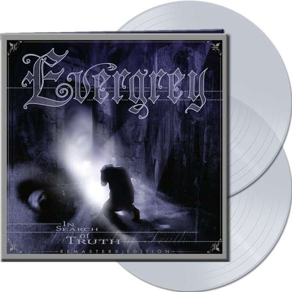 EVERGREY - In Search Of Truth (Remasters Edition) - Ltd.Gtf.CLEAR 2-LP