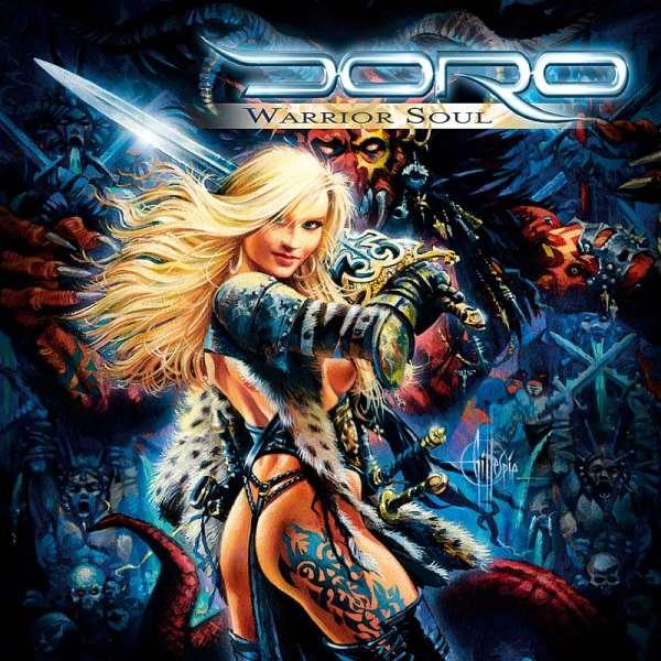 DORO - Warrior Soul (Ltd. Digibook)