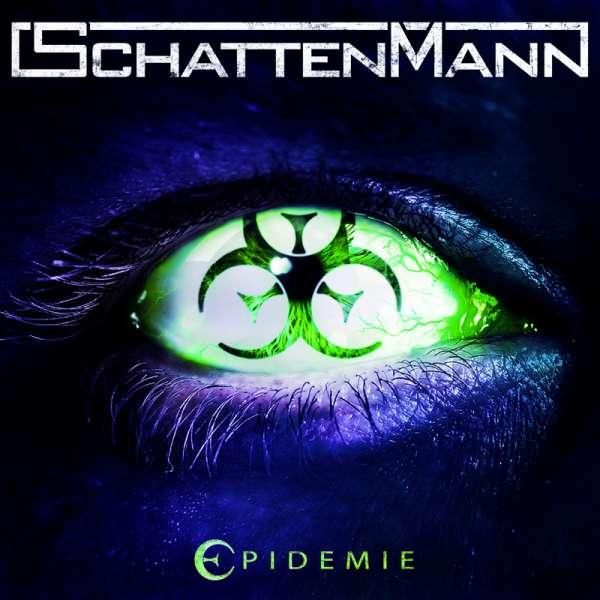 SCHATTENMANN - Epidemie - Digipak CD