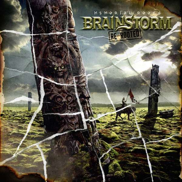 Brainstorm - Memorial Roots (Re-Rooted) - Ltd. CD Digipak