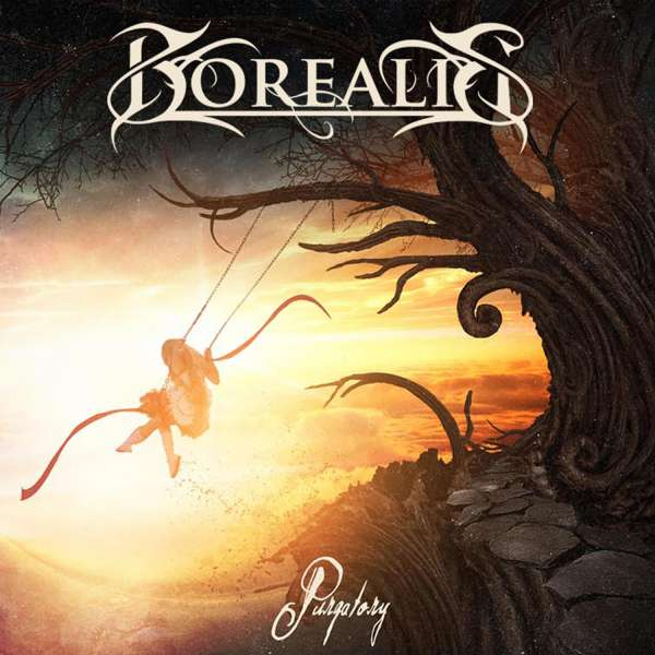 BOREALIS - Purgatory - CD Jewelcase