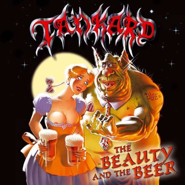 TANKARD - The Beauty And The Beer - CD