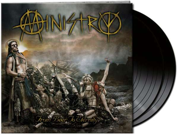 MINISTRY - From Beer To Eternity (2LP - black)