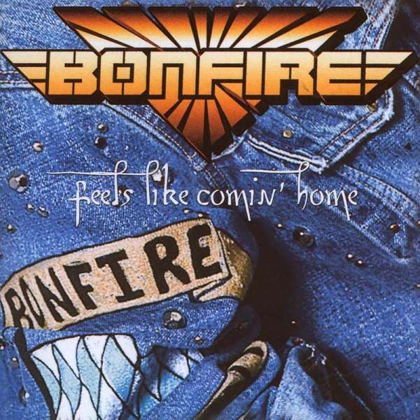 BONFIRE - Feels Like Comin' Home - CD Jewelcase