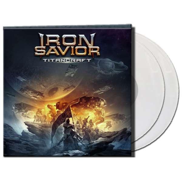Iron Savior - Titancraft - Ltd. Gtf. 2-Vinyl Clear