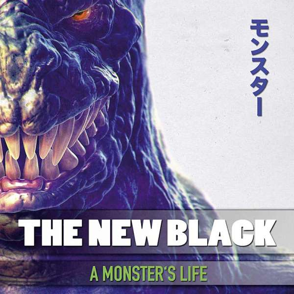 The New Black – A Monster's Life – CD Jewelcase