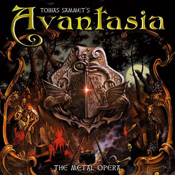 AVANTASIA - The Metal Opera Pt. I