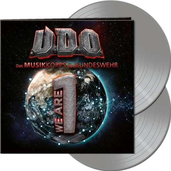 U.D.O. - We Are One - Ltd. Gatefold SILVER 2-LP