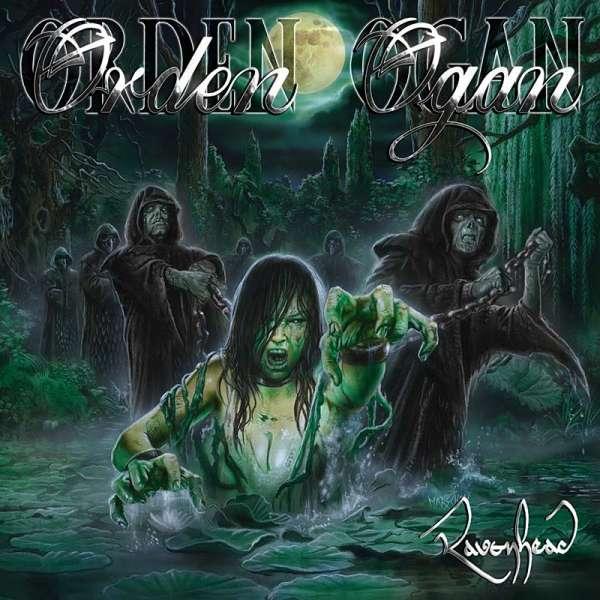Orden Ogan - Ravenhead - Ltd. CD-Digipak+DVD