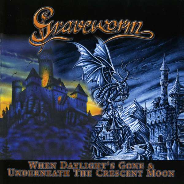 GRAVEWORM - When Daylights Gone / Underneath A Crescent Moon