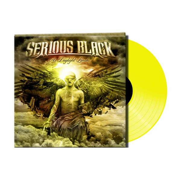 Serious Black - As Daylight Breaks - Ltd. Gtf. Yellow Vinyl
