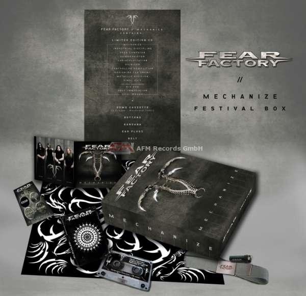 FEAR FACTORY - Mechanize (Festival Box)