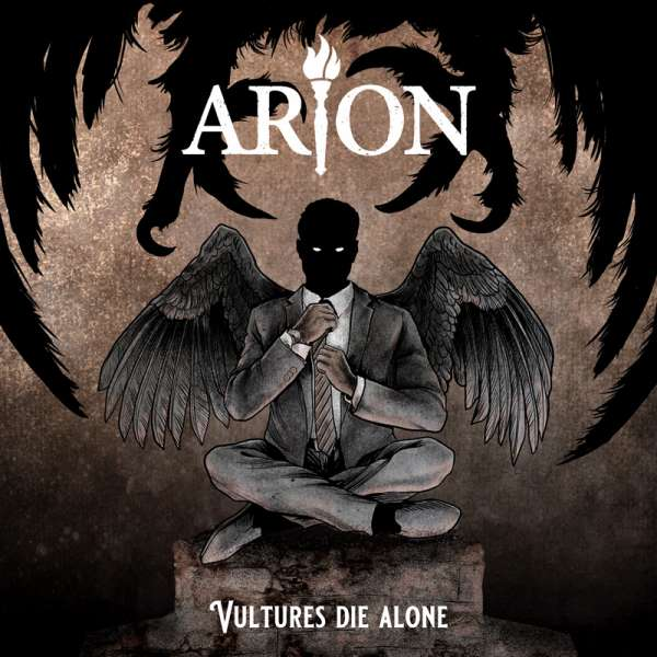 ARION - Vultures Die Alone - Digipak-CD