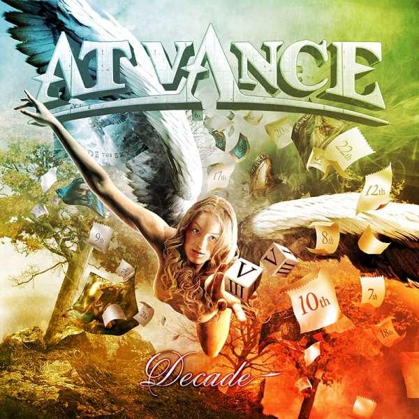 AT VANCE - Decade - CD