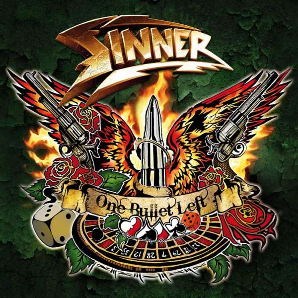 SINNER - One Bullet Left (Ltd. Digi)