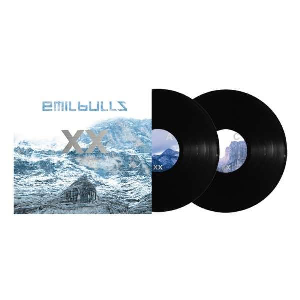 Emil Bulls - XX - Gatefold Black 2 Vinyl (inkl. Downloadcode)