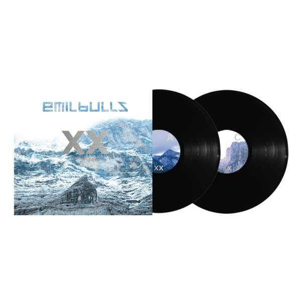 Emil Bulls - XX - Gatefold Black 2 Vinyl