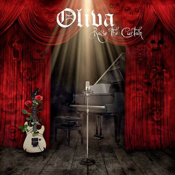 OLIVA - Raise The Curtain (Digipak)