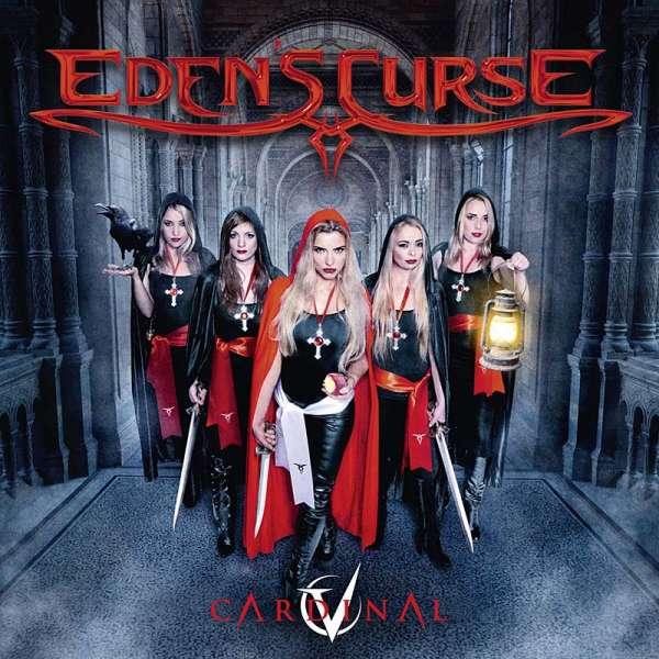 EDEN'S CURSE - Cardinal - CD Digipak