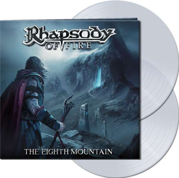 RHAPSODY OF FIRE - The Eighth Mountain - Ltd.Gtf.CLEAR 2-LP