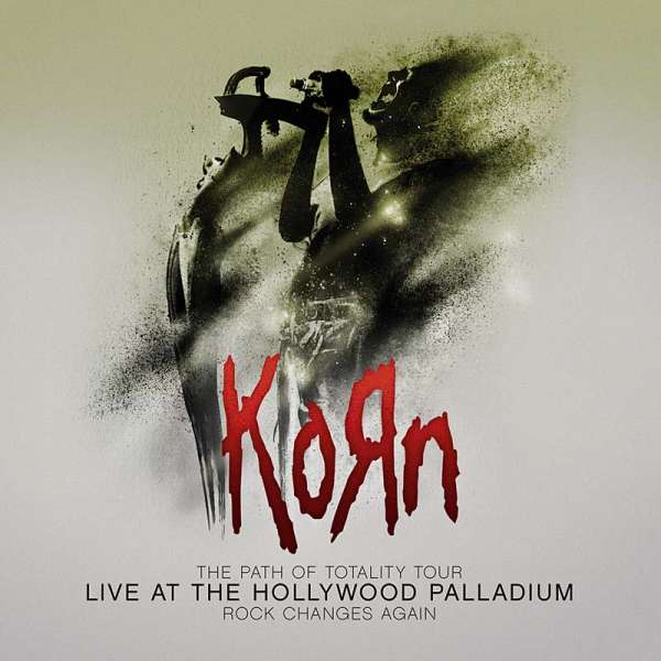 KORN - Live At The Hollywood Palladium (BluRay/CD)