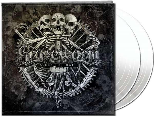 GRAVEWORM - Ascending Hate - Ltd.Gatefold White Vinyl