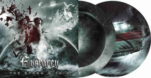 Evergrey - The Storm Within - Ltd. Gtf. Picture 2-Vinyl