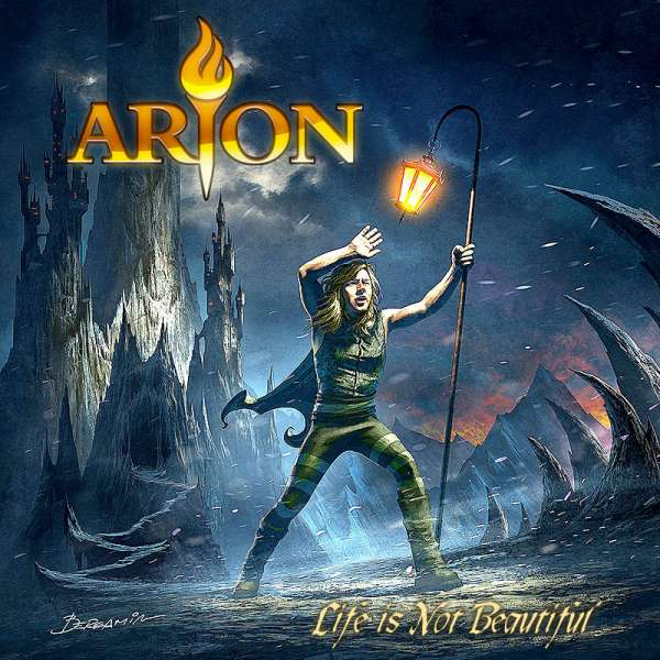 ARION - Life Is Not Beautiful - Ltd. Digipak CD