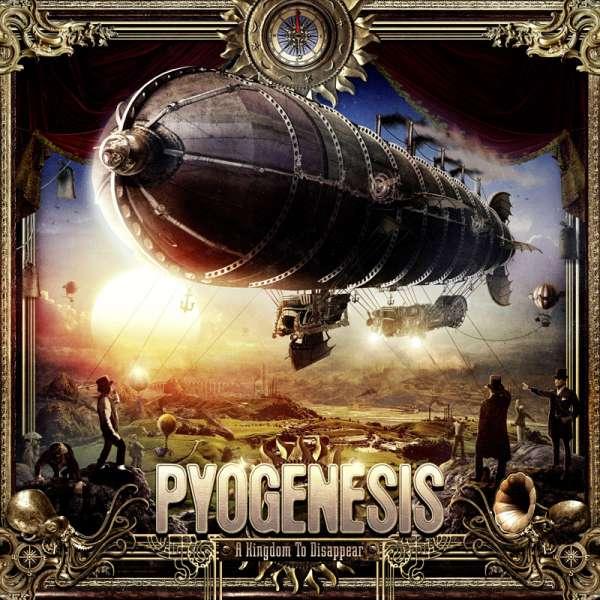 PYOGENESIS – A Kingdom To Disappear - CD Digipak