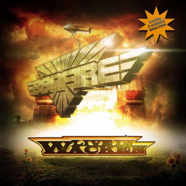 BONFIRE - Live In Wacken - CD Jewelcase