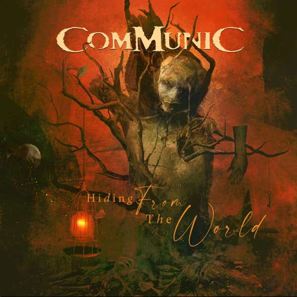 COMMUNIC - Hiding From The World - Digipak CD