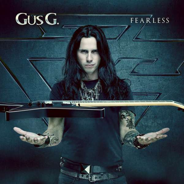 GUS G. - Fearless - Ltd. Digipak