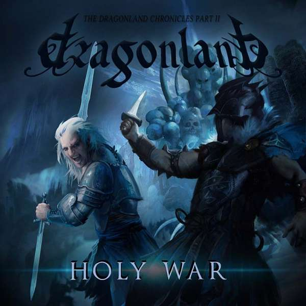 Dragonland - Holy War (CD-Jewelcase Re-Release)