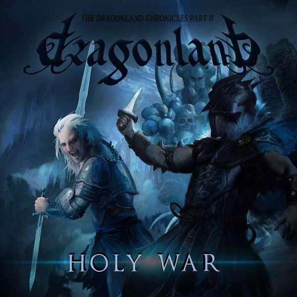Dragonland - Holy War (CD-Jewelcase Re-Release)