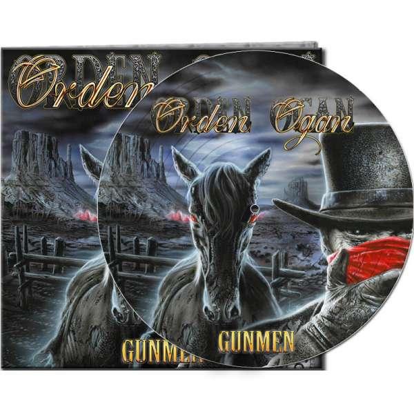 ORDEN OGAN - Gunmen - Ltd. Gtf. Picture Vinyl