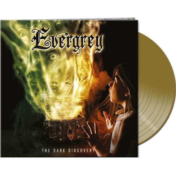 EVERGREY - The Dark Discovery - Ltd. Gtf. Gold Vinyl
