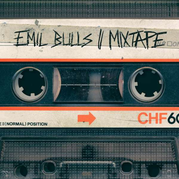 EMIL BULLS - Mixtape - Digipak CD
