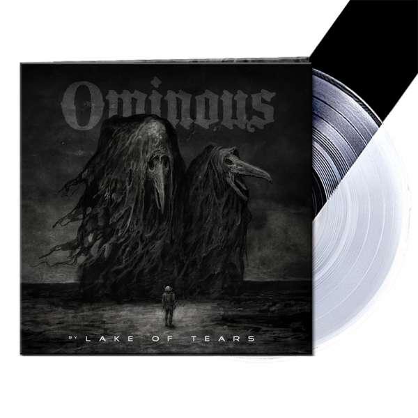 LAKE OF TEARS - Ominous - Ltd. Gatefold TRANSPARENT Vinyl