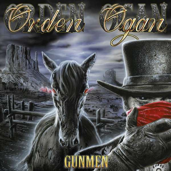 ORDEN OGAN - Gunmen - CD Jewelcase