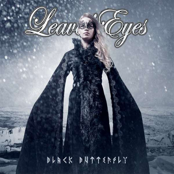 LEAVES' EYES - Black Butterfly EP - 4-Track-CD