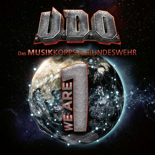 U.D.O. - We Are One - Digipak-CD